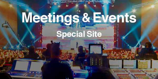 JTB Communication Design Meetings & Events Special Site