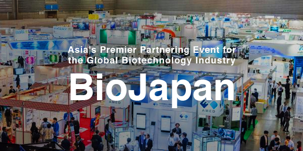 Asia's Premier Partnering Event for the Global Biotechnology Industry BioJapan